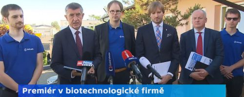 DIANA Biotech-Prime minister visit-CT-all-1